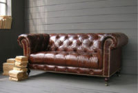 Sofas Chester E9dx orchidea Leather Vintage Chester sofa