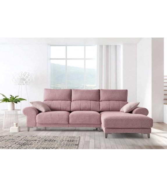 Sofas Con Chaise Longue Irdz Chaiselongue De asientos Deslizantes Sella Elegancia Y Odidad