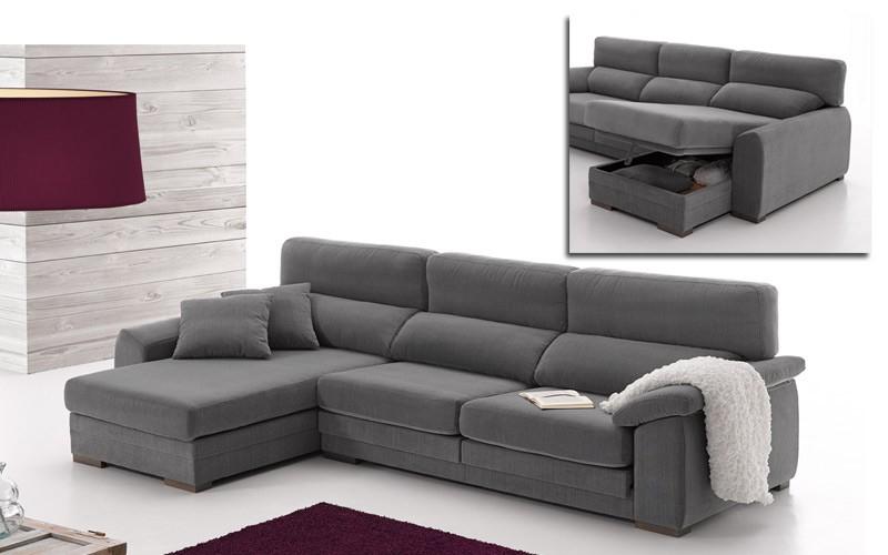 Sofas Con Chaise Longue Nkde Confortable sofà Chaise Longue Con Arcà N