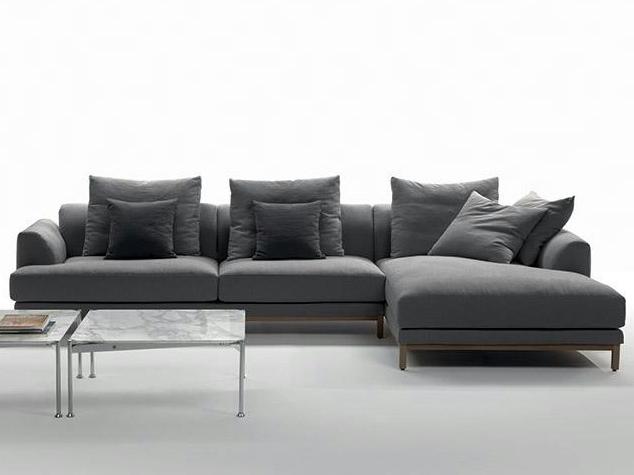 Sofas Con Chaise Longue Q5df Fabric sofa with Chaise Longue Vivaldi sofa with Chaise Longue