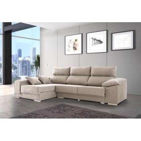 Sofas Con Chaise Longue S1du Prar sofà 3 Plazas Con Chaise Longue Kerita