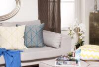 Sofas Con Cojines Etdg Cojines Textiles Funcionales Y Versà Tiles En Westwing