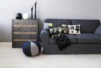 Sofas Con Cojines S1du Cojines Para sofà S Negros Una Casa Moderna Westwing