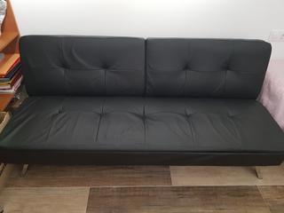 Sofas Con Patas Altas Fmdf sofa Cama De Segunda Mano Por 100 En Valencia En Wallapop