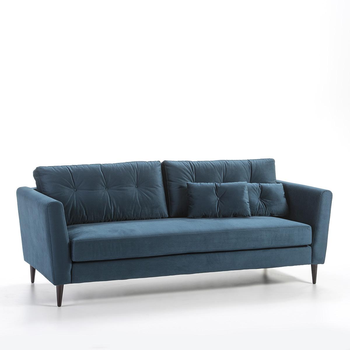 Sofas Con Patas Altas Y7du 01 sofa De Diseà O Nà Rdico 216 Botones Y Patas Altas Primera