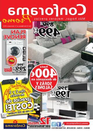 Sofas Conforama Precios Dwdk Catà Logo Conforama sofà S Y Salones by Milyuncatalogos issuu