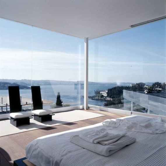 Sofas Coruña Ftd8 House In A Coruà A by A Cero Housevariety