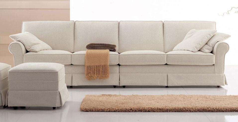 Sofas De 4 Plazas 4pde sofà Modular Clà Sico De Tejido 4 Plazas Chantal Cts Salotti