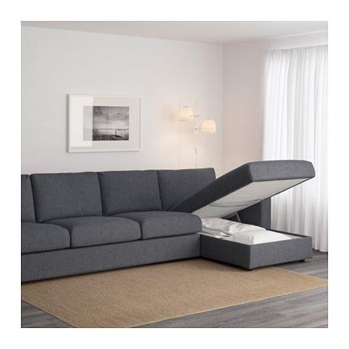 Sofas De 4 Plazas Etdg Vimle sofà 4 Plazas Chaiselongue Gunnared Gris Ikea Pinterest