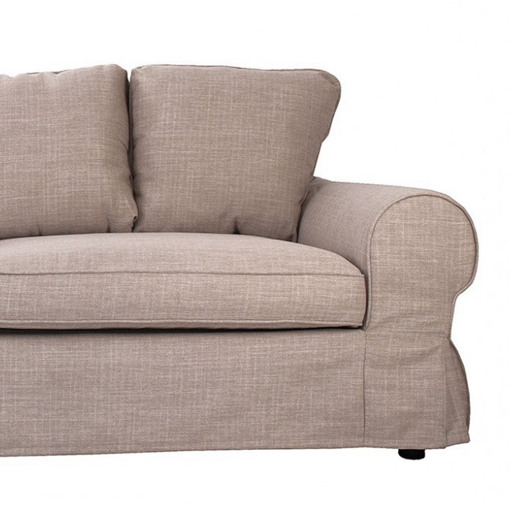 Sofas De 4 Plazas Xtd6 sofà 3 4 Plazas 232cm Con Faldà N Erizho