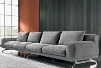 Sofas De 4 Plazas Y7du Nando sofà 4 Plazas by Max Divani