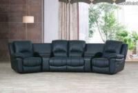 Sofas De Cuatro Plazas Y7du sofà 4 Plazas Con 2 Mecanismos De Relax Baratos