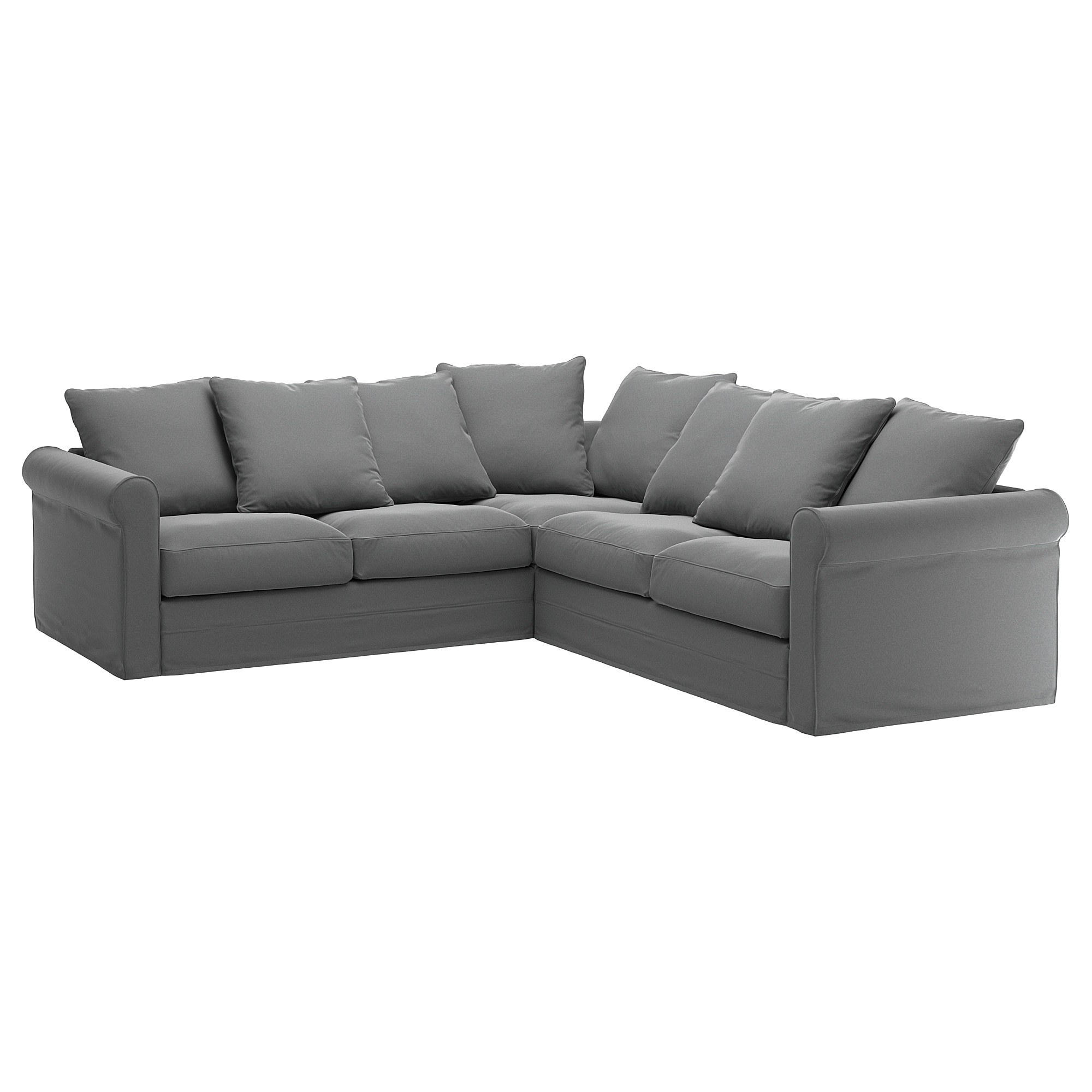Sofas De Esquina Ftd8 Grà Nlid sofà 4 Plazas Esquina Ljungen Gris Ikea
