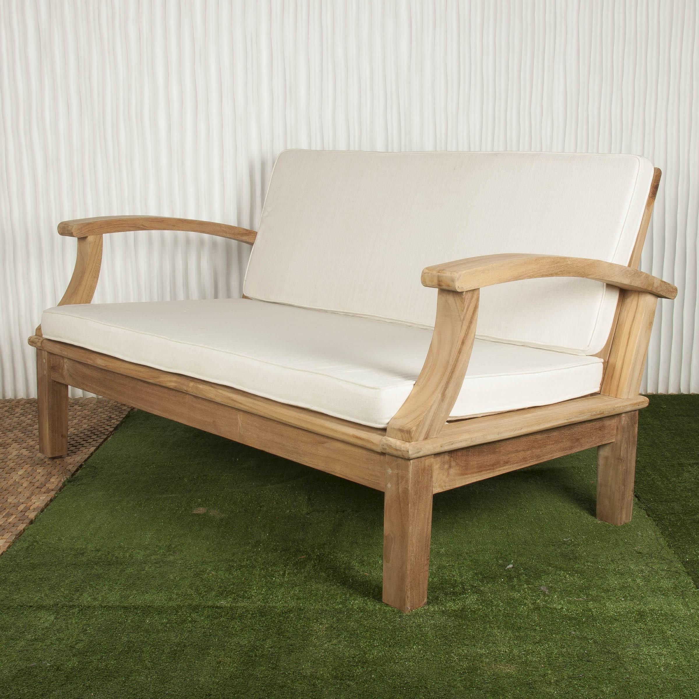 Sofas De Exterior Bqdd sofà Exterior Y sofà De Madera Batavia