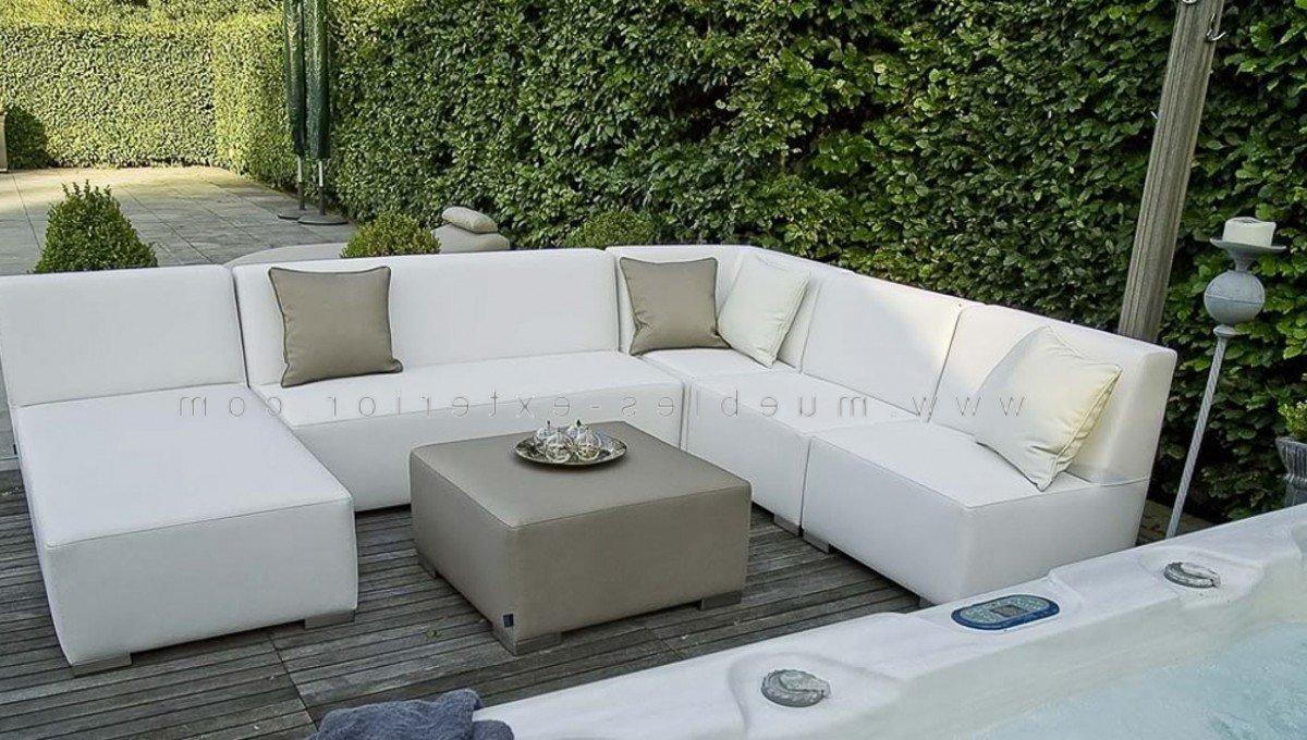 Sofas De Exterior Mndw sofà S Jardà N Impermeables Muebles De Jardà N Impermeables
