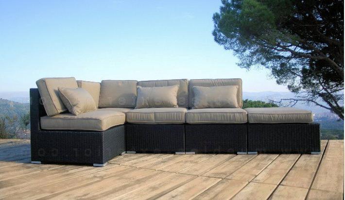 Sofas De Exterior Q5df Muebles Jardà N sofà S Modulares