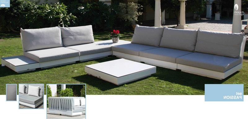 Sofas De Exterior S5d8 sofà De Rattà N Sintà Tico sofà De Exterior sofà De Jardin sofà S De