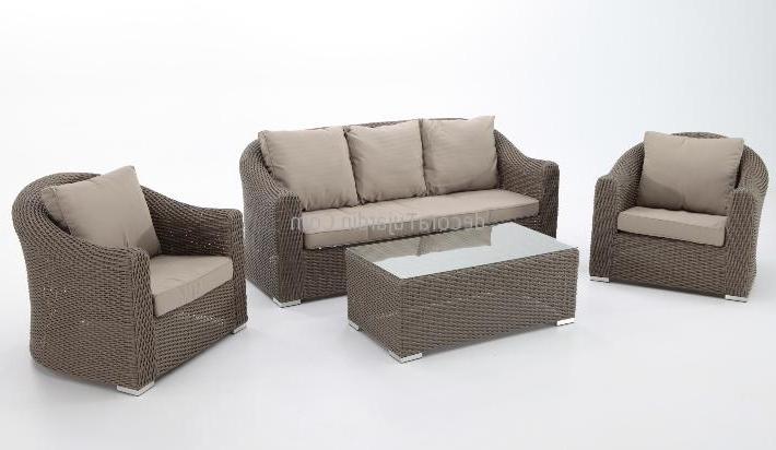Sofas De Exterior Thdr Set De Jardà N sofà S De Exterior