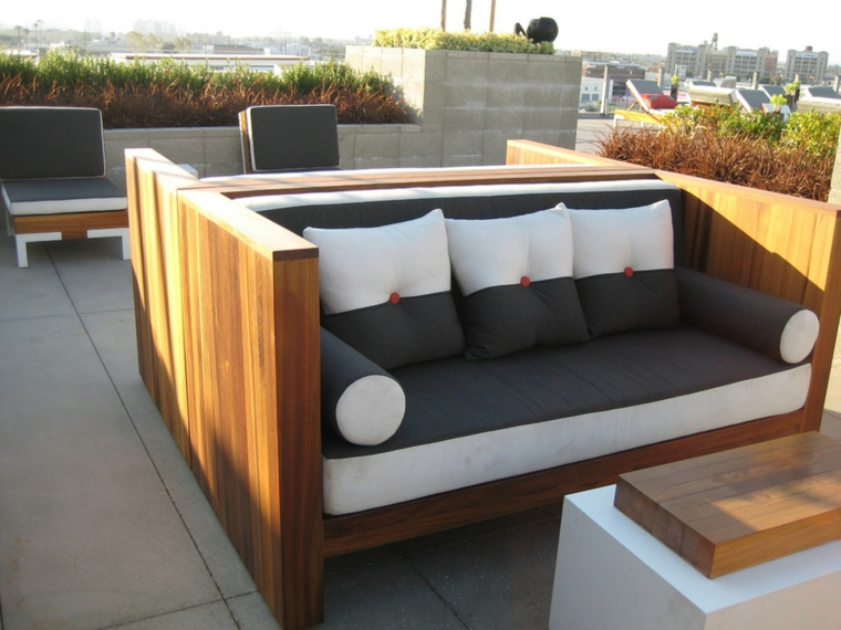 Sofas De Exterior Txdf sofà De Exterior 50 Diseà Os Envidiables