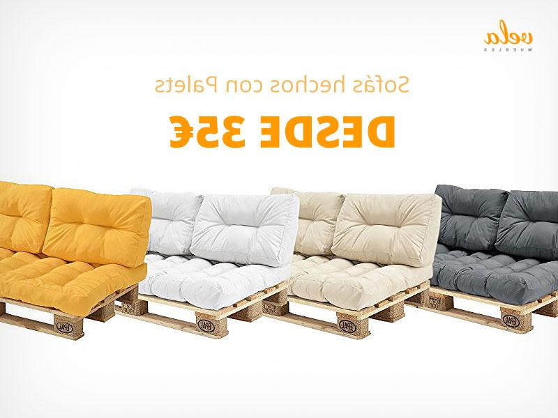 Sofas De Palets Compra Mndw â sofà S De Jardà N Y Terraza Exterior Arcon Baratos Esquinero
