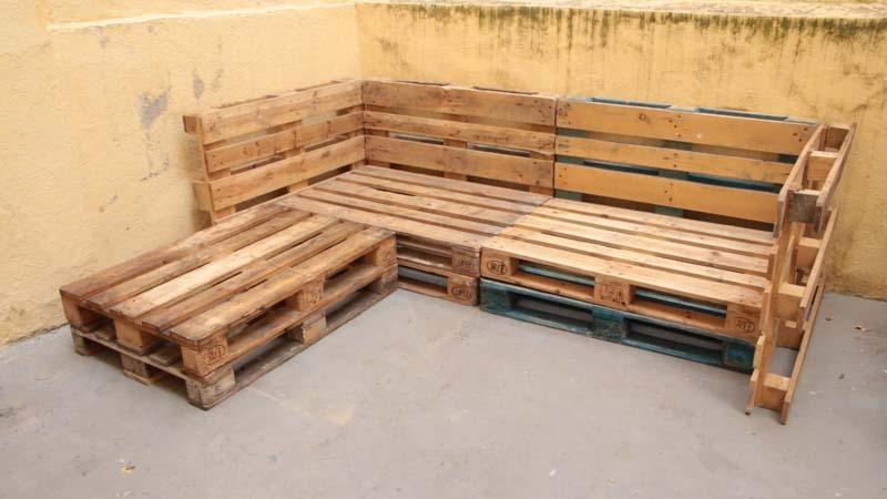 Sofas De Palets Para Terrazas 9fdy Cà Mo Hacer Un sofà De Palets Cà Modo Handfie Diy