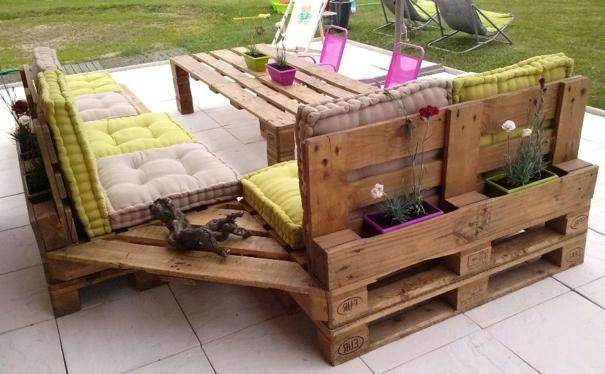 Sofas De Palets Para Terrazas Bqdd 100 Diseà Os De Muebles Con Palets Para Interior Y Exterior