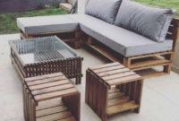 Sofas De Palets Para Terrazas Budm Conjuntos De Muebles Con Palets Para Terraza De Diseà O