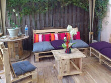 Sofas De Palets Para Terrazas Dddy Preciosa Terraza Hecha Con Palets Muebles Con Palets
