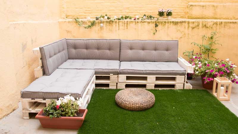 Sofas De Palets Para Terrazas T8dj Cà Mo Hacer Un sofà De Palets Cà Modo Handfie Diy