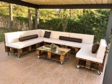 Sofas De Palets Para Terrazas Thdr Diy Pallet Patio sofa Set Poolside Furniture Garden