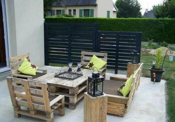 Sofas De Palets Para Terrazas Tldn Artesania Con Palets Cien Ideas Para Amueblar Reciclando