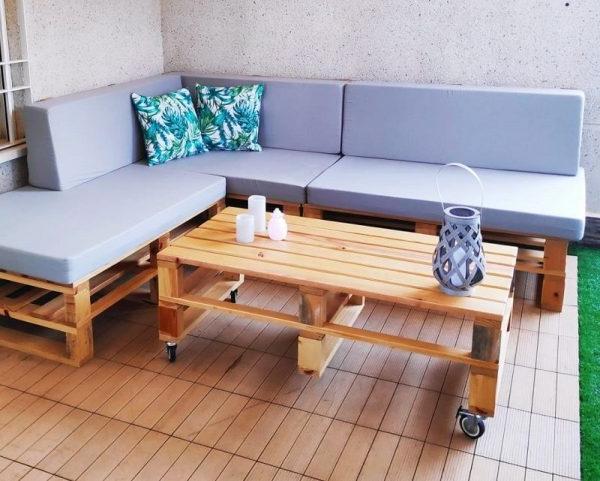 Sofas De Palets Para Terrazas Tldn sofa Con Palets Merlo
