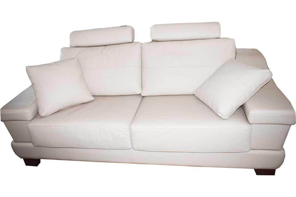 Sofas De Piel Ofertas Y7du sofà 3 Plazas En Piel Oferta Sillasonline