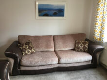 Sofas Donostia 9ddf 4 Seater sofa with Chaise attachment In Stirling Gumtree