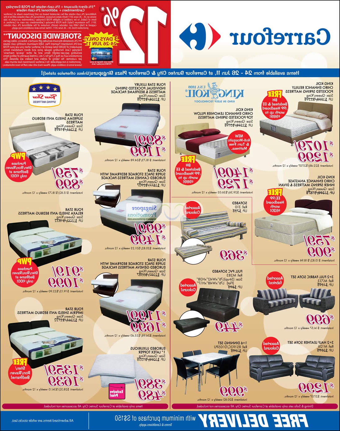 Sofas En Carrefour Budm Carrefour Home Appliances sofas Mattresses Air