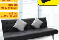 Sofas En Carrefour Wddj sofa Bed with Pvc Cover sofa Size 180x180x77 Cm Bed Size 180x95x38 Cm