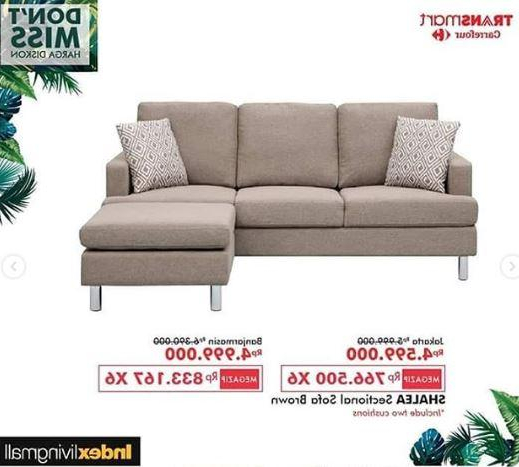 Sofas En Carrefour Zwdg Promo Shalea Sectional sofa at Carrefour Transmart