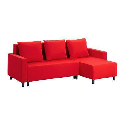 Sofas En Ikea Precios E9dx Lugnvik sofà Con Chaise Longue Granon Rojo