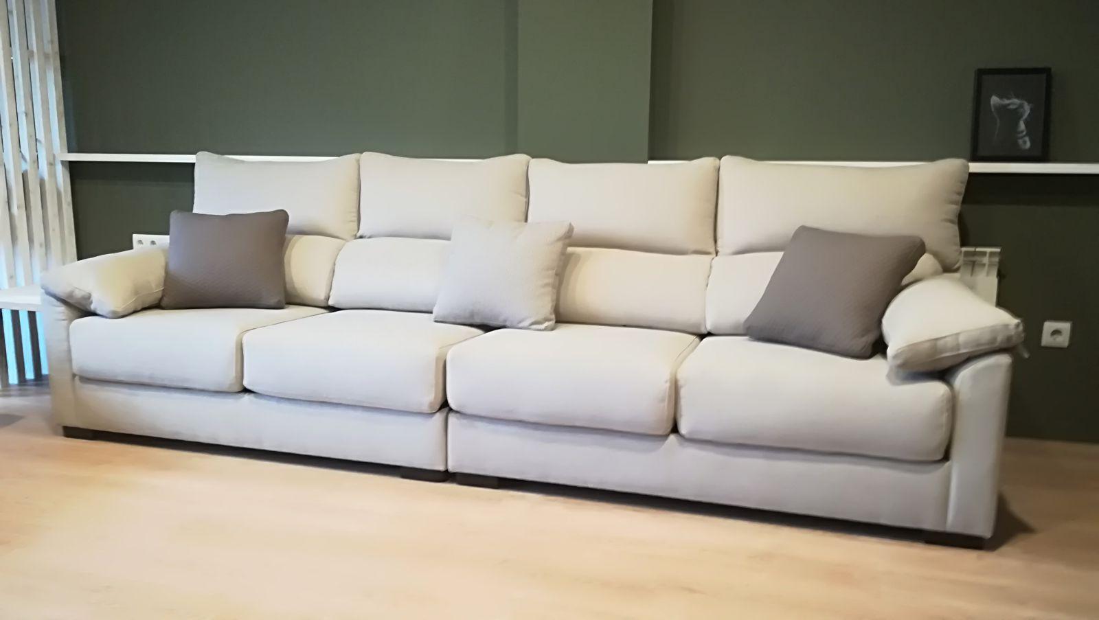 Sofas En Lugo E6d5 Mejor sofà Calidad Precio asiento Deslizante Respaldo Alto