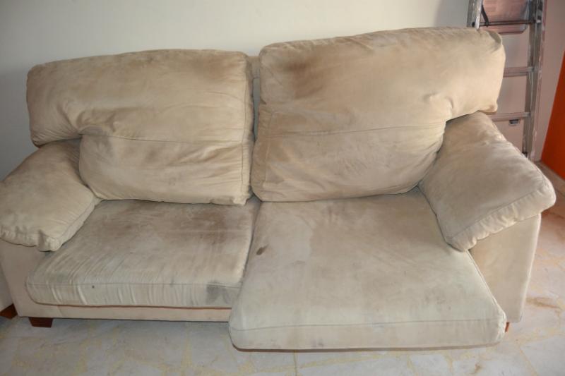 Sofas En Malaga U3dh Limpieza De sofa Malaga Antes