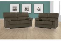 Sofas En Salamanca 9fdy sofa Set 3 Seater and 2 Seater In Synthetic Fabric Salamanca Don Baraton