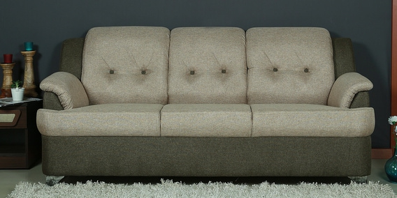 Sofas En Salamanca Gdd0 Salamanca 3 Seater sofa In Gold Brown Colour by Parin