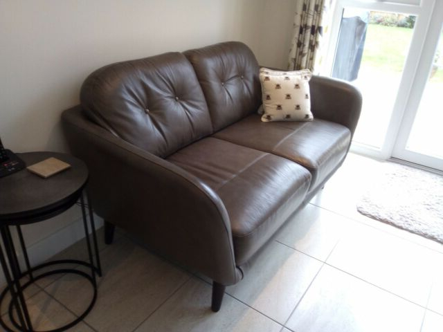 Sofas En Salamanca U3dh John Lewis Arlo 2 Seater Leather sofa In Immaculate Condition