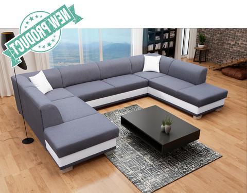 Sofas En U 87dx Arco U Huge Elegant U Shaped sofa Bed with Sleeping Function Gt