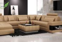Sofas En U Dwdk Sumeng Modern Leather U Shape sofa Youtube