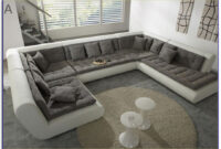 Sofas En U E9dx Leather U Shaped Sectional sofa Great Room Sectionals Pinterest