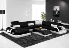 Sofas En U Q0d4 More Than 4 U Shaped Modern sofas Ebay