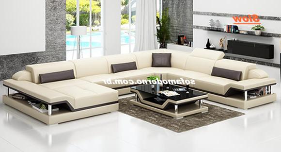 Sofas Grandes 0gdr sofà Em L Grande 32 Modelos De Casa Claudia sofamoderno