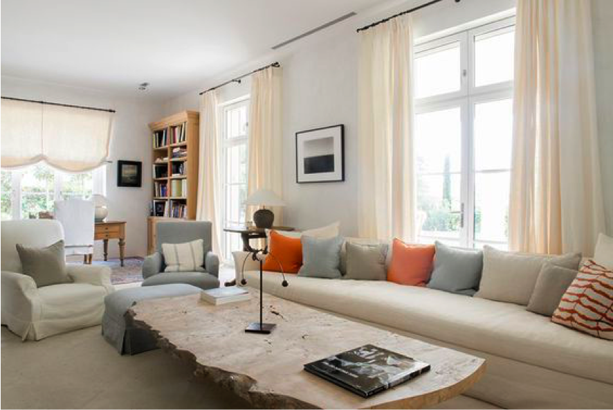 Sofas Grandes 3id6 Extra Long sofa Archivos Decorating with Fabrics
