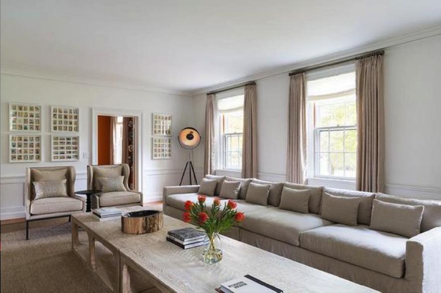 Sofas Grandes Dwdk Extra Long sofa Archivos Decorating with Fabrics